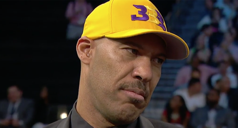 "Lakers Are Implementing ""LaVar Rules"" Going Forward At Staples Center"