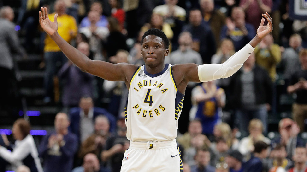 New York Knicks Eyeing Trading for Victor Oladipo