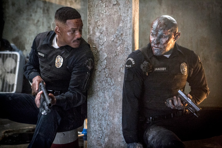 Will Smith's Big Budget Sci-fi Action Flick 'BRIGHT' Skips Theatres, comes to NETFLIX