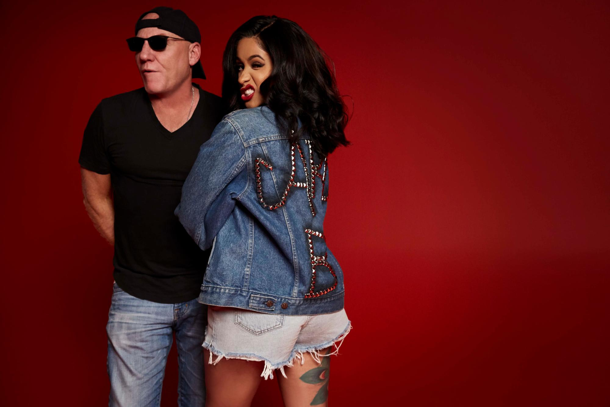 Cardi B Is Partnering With Steve Madden on a New Collection