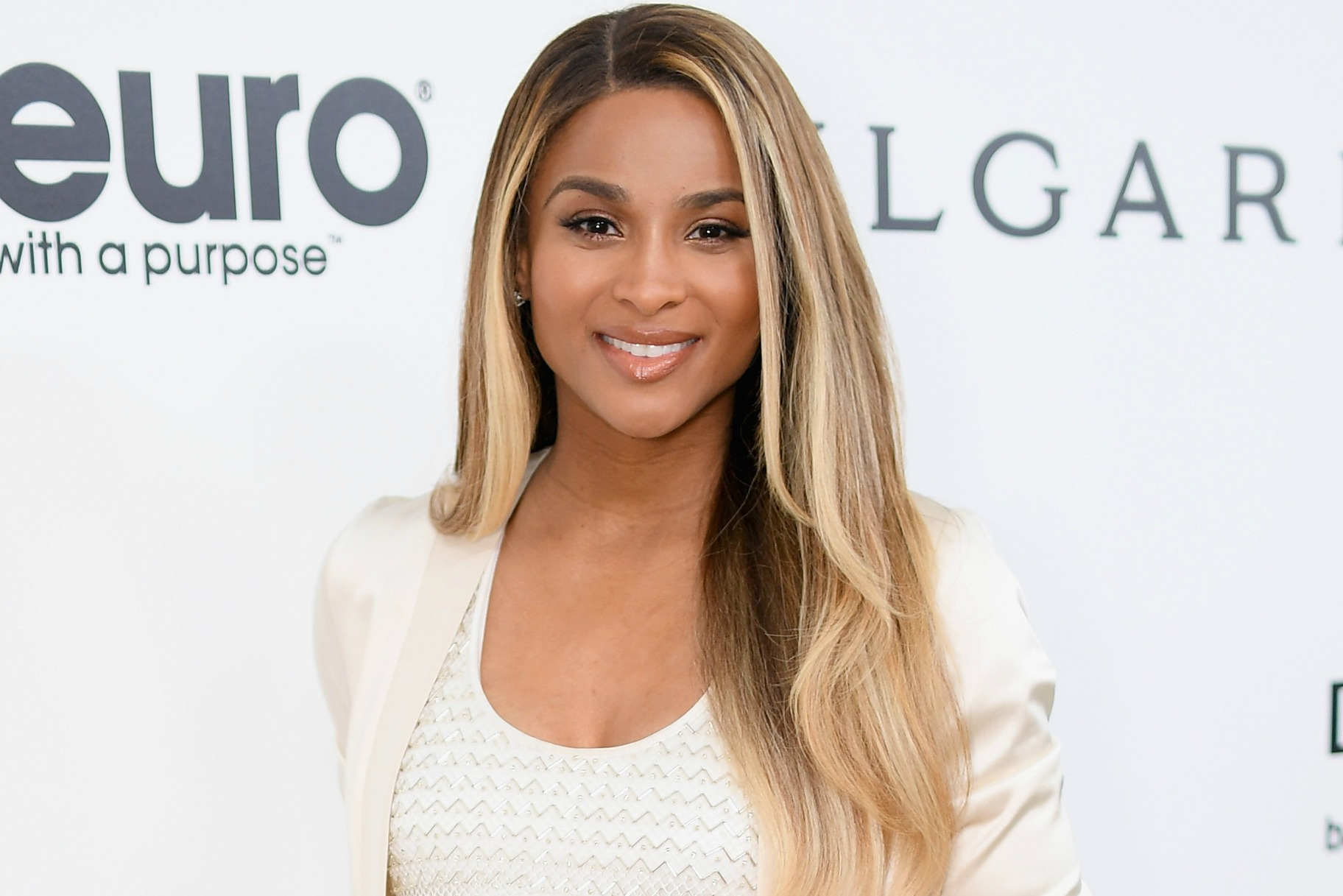 Ciara Shows Off Her Goodies for LOVE Advent Calendar