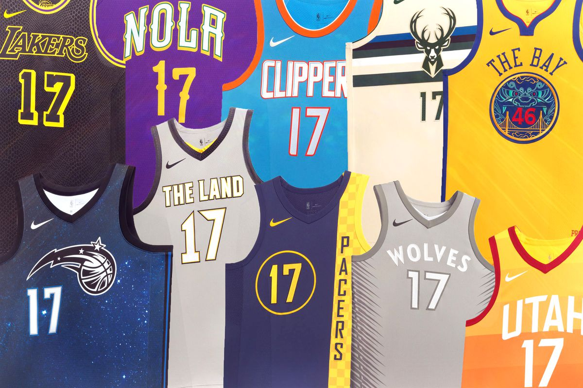 best service 69813 93207 Nike Reveals New NBA