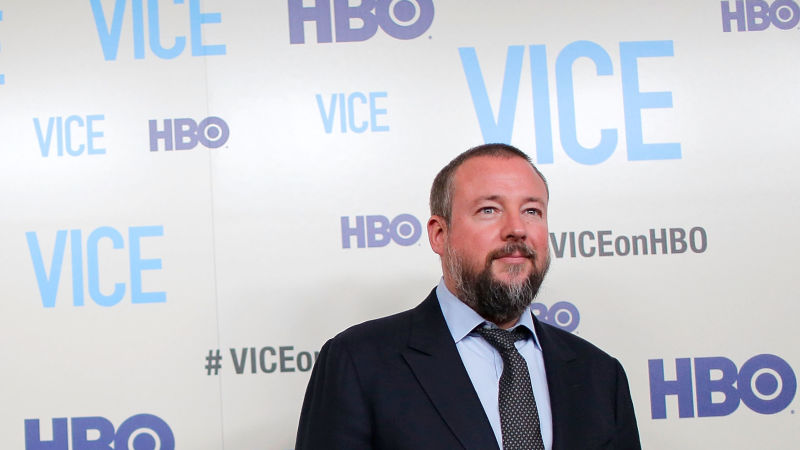 Female Vice staffers reveal rampant sexual harassment