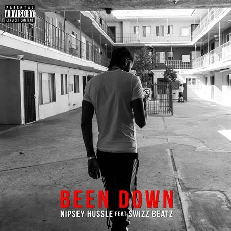 "Nipsey Hussle Drops Surprise Track ""Been Down"" feat. Swizz Beatz"