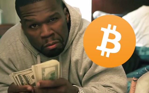 How 50 Cent Accidentally Became a Bitcoin millionaire