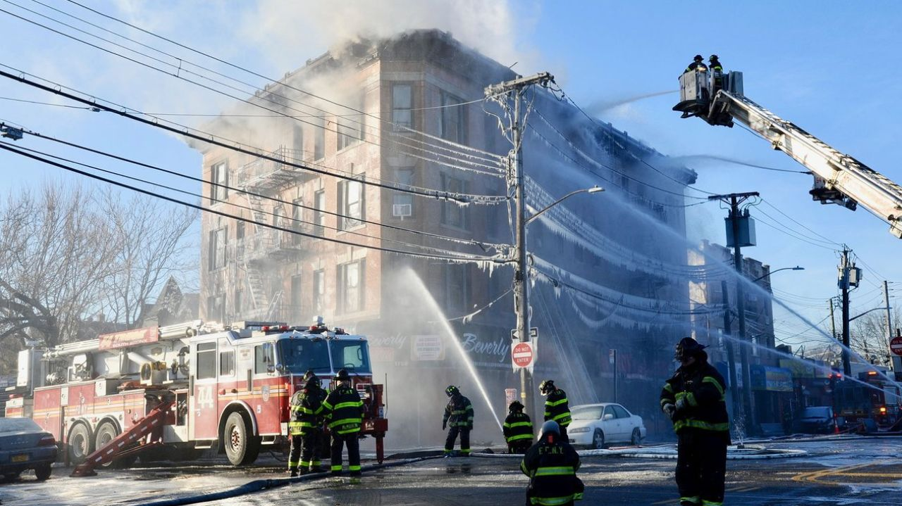Bronx Experiences Second Fire in Less Than a Week
