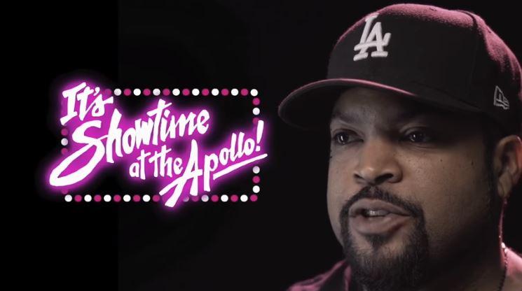 Ice Cube via Fuse