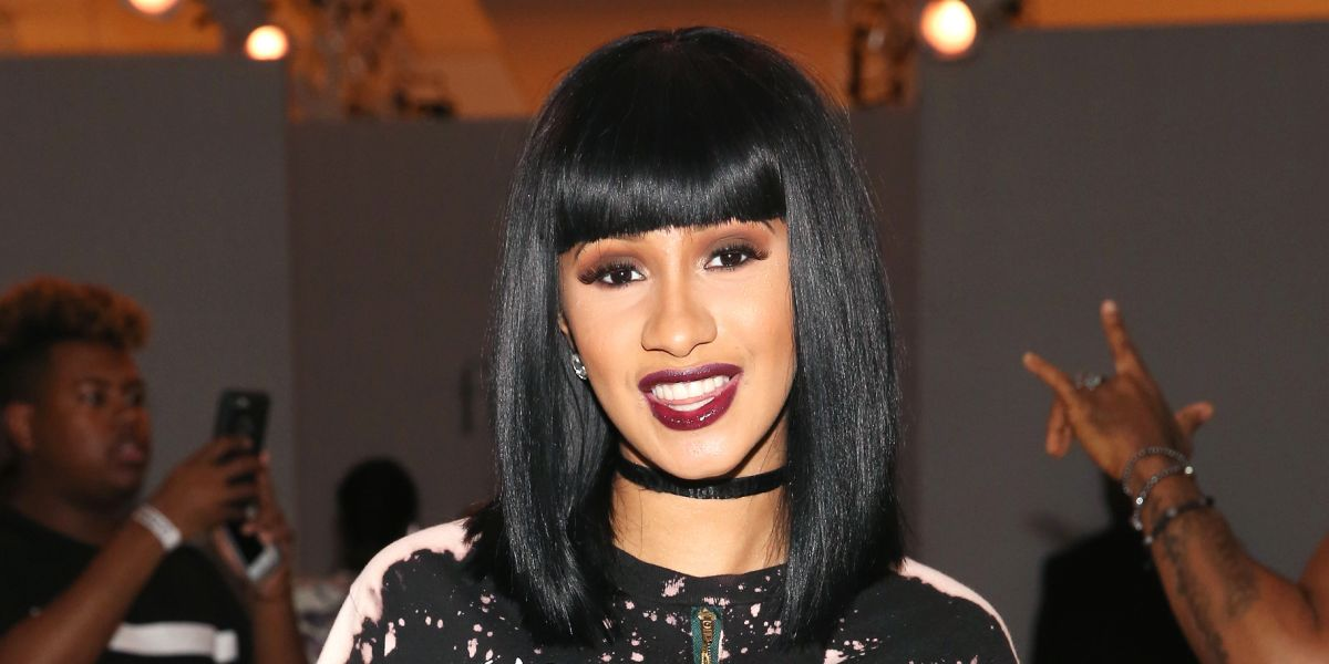 Cardi B Reportedly Signs Her First Movie Deal