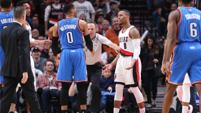 best sneakers 53025 eb0e4 Damian Lillard Responds to Westbook's All-Star Comments