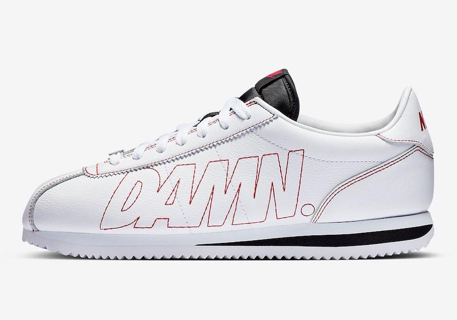 Dropping Soon- Nike Cortez Kenny 1 DAMN-side