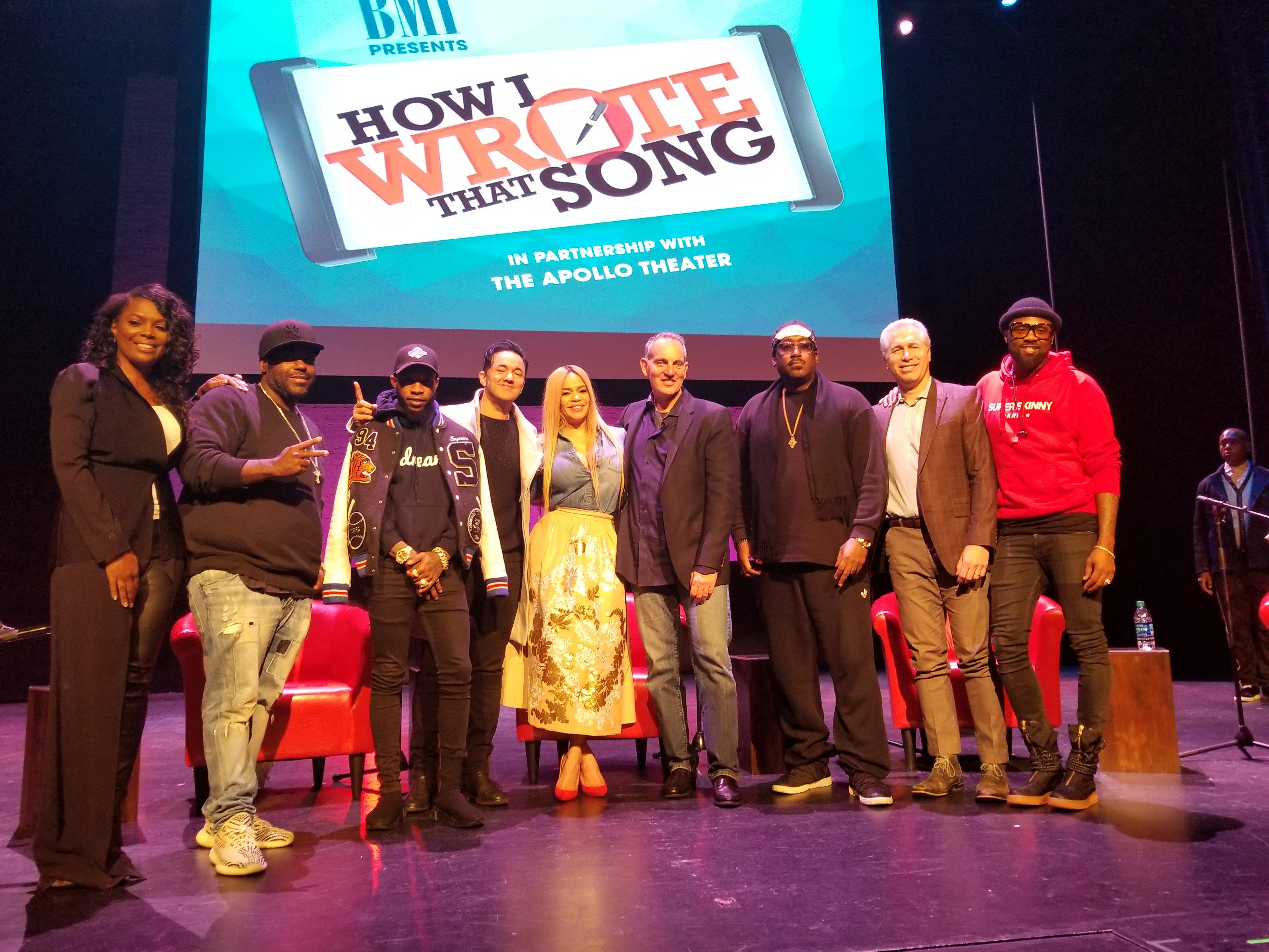 Faith Evans, RedOne, Tory Lanez & Mark Batson Talk Songcraft