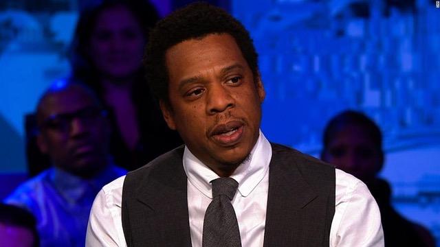 Jay Z Van Jones