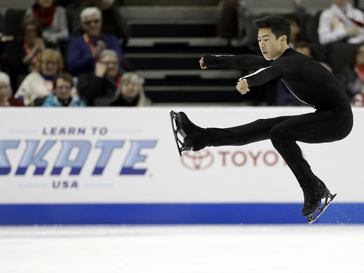 Jimmy Ma Draws Inspiration from Lil Jon For US Figure Skating Championships, Twitter Erupts!