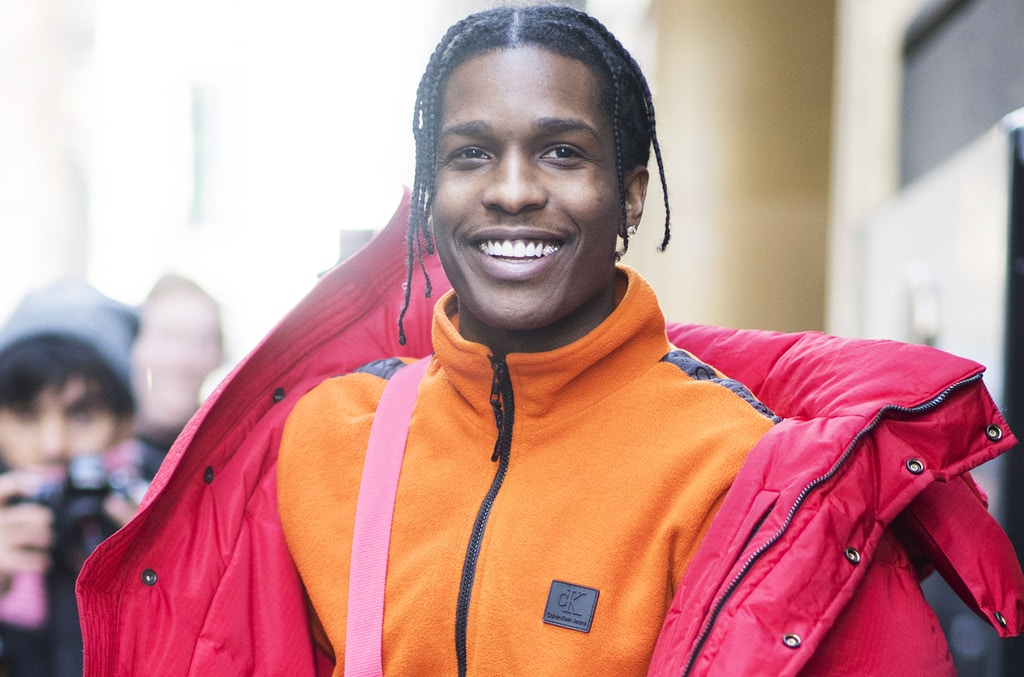 A$AP Rocky Previews Snippet of New Song on Instagram