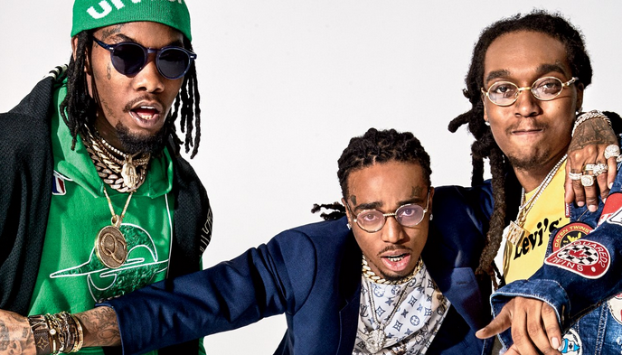 Migos Share Brand New Single 'Supastars' From Culture II!