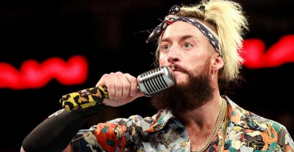 WWE releases Enzo Amore after alleged sexual assault