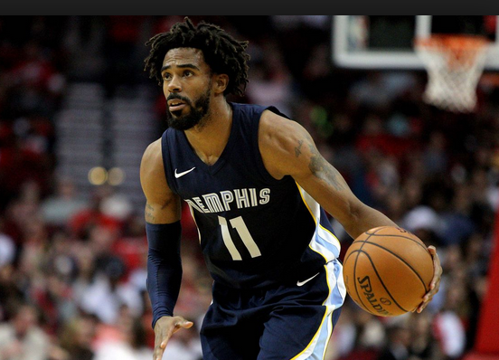 Grizzlies' Conley out for rest of season, needs surgery