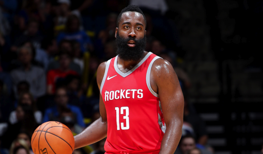 f6517c33ce74 James Harden Makes History With The First 60 Point Triple Double