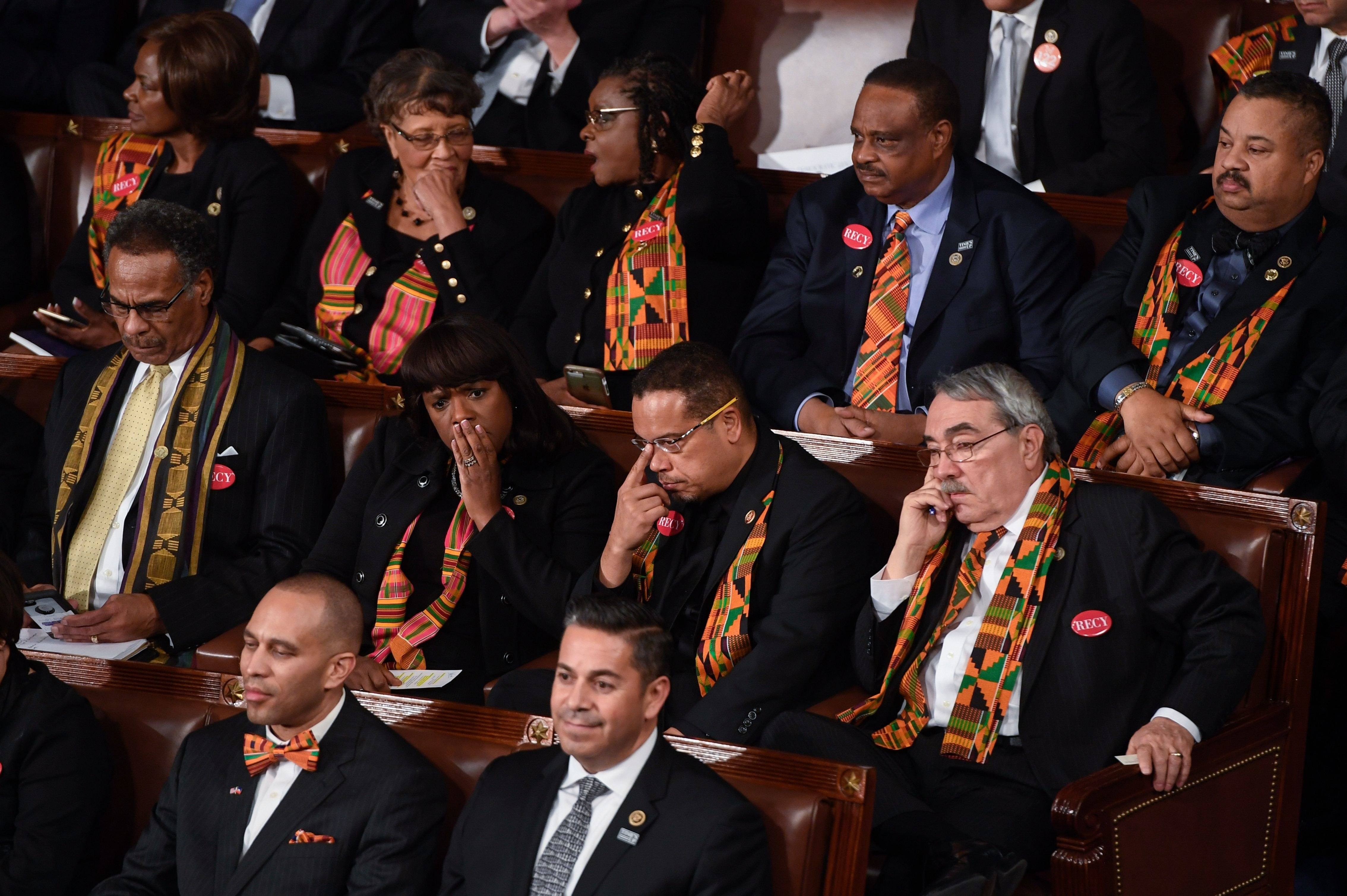 State of the Union Black Lawmakers The Source