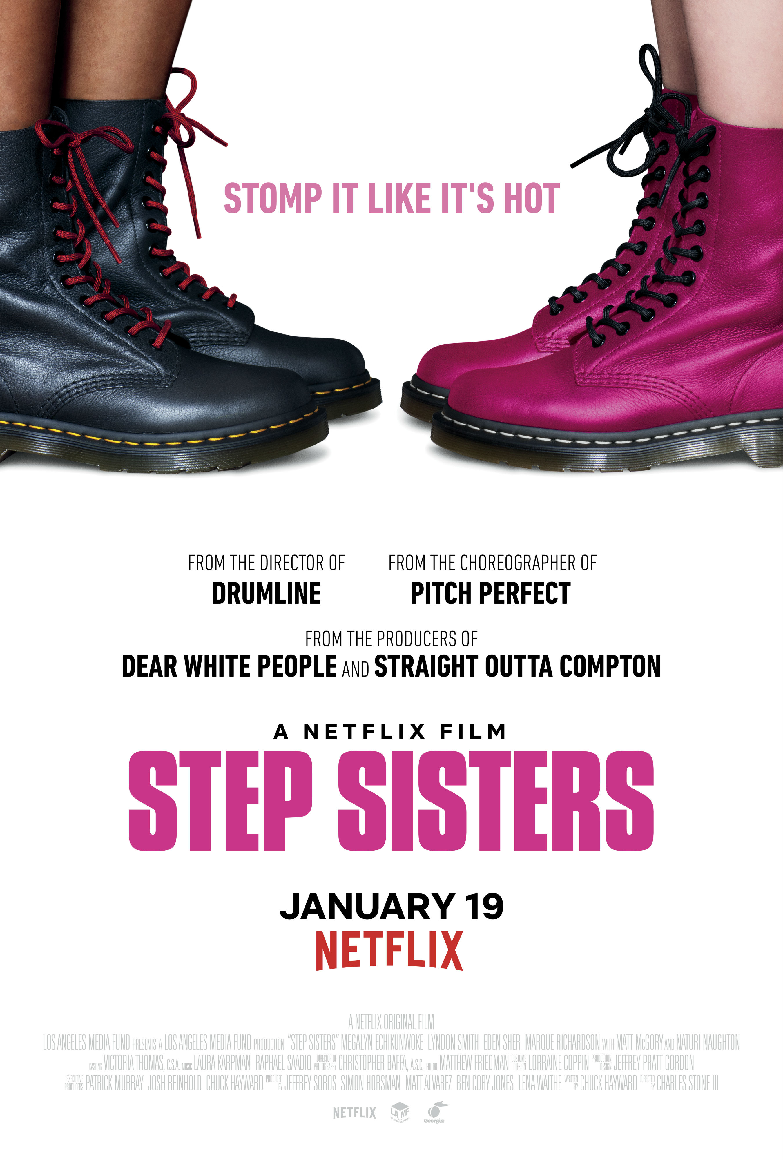 Step Sisters affiche