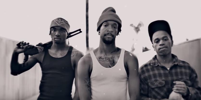 The Black Eyed Peas Street Livin