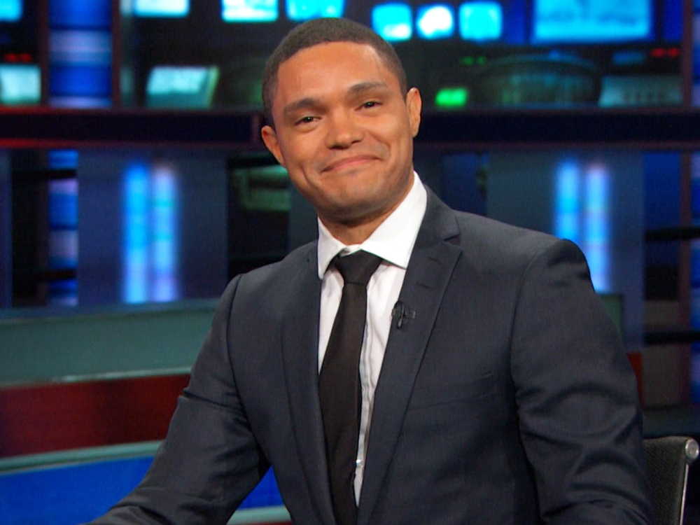Trevor Noah Piers Morgan The Source