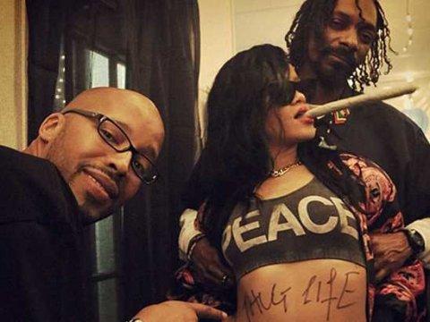 Warren G Rihanna Snoop Dogg Coachella