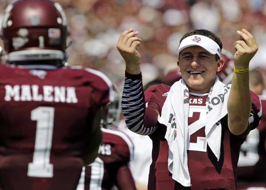 Tiger-Cats Officially Offer Contract To Johnny Manziel