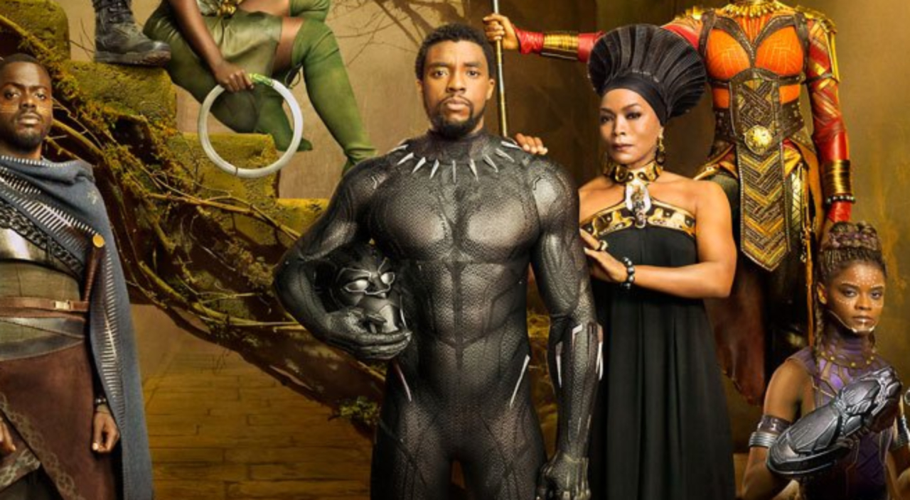 Marvel Black Panther Fashion