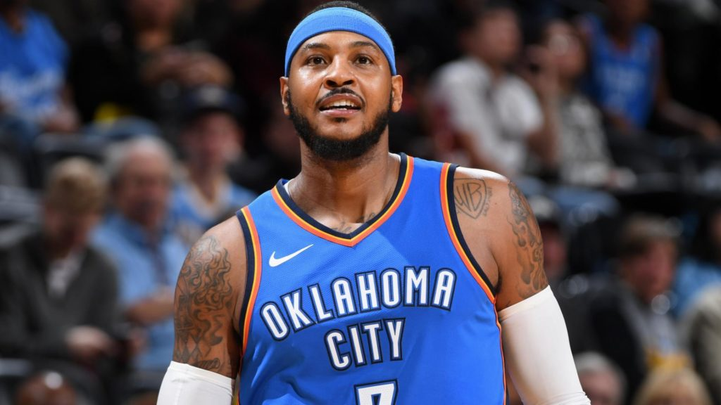 8ccf0a0eeed5 Carmelo Anthony Reaches Verbal Agreement with Houston Rockets