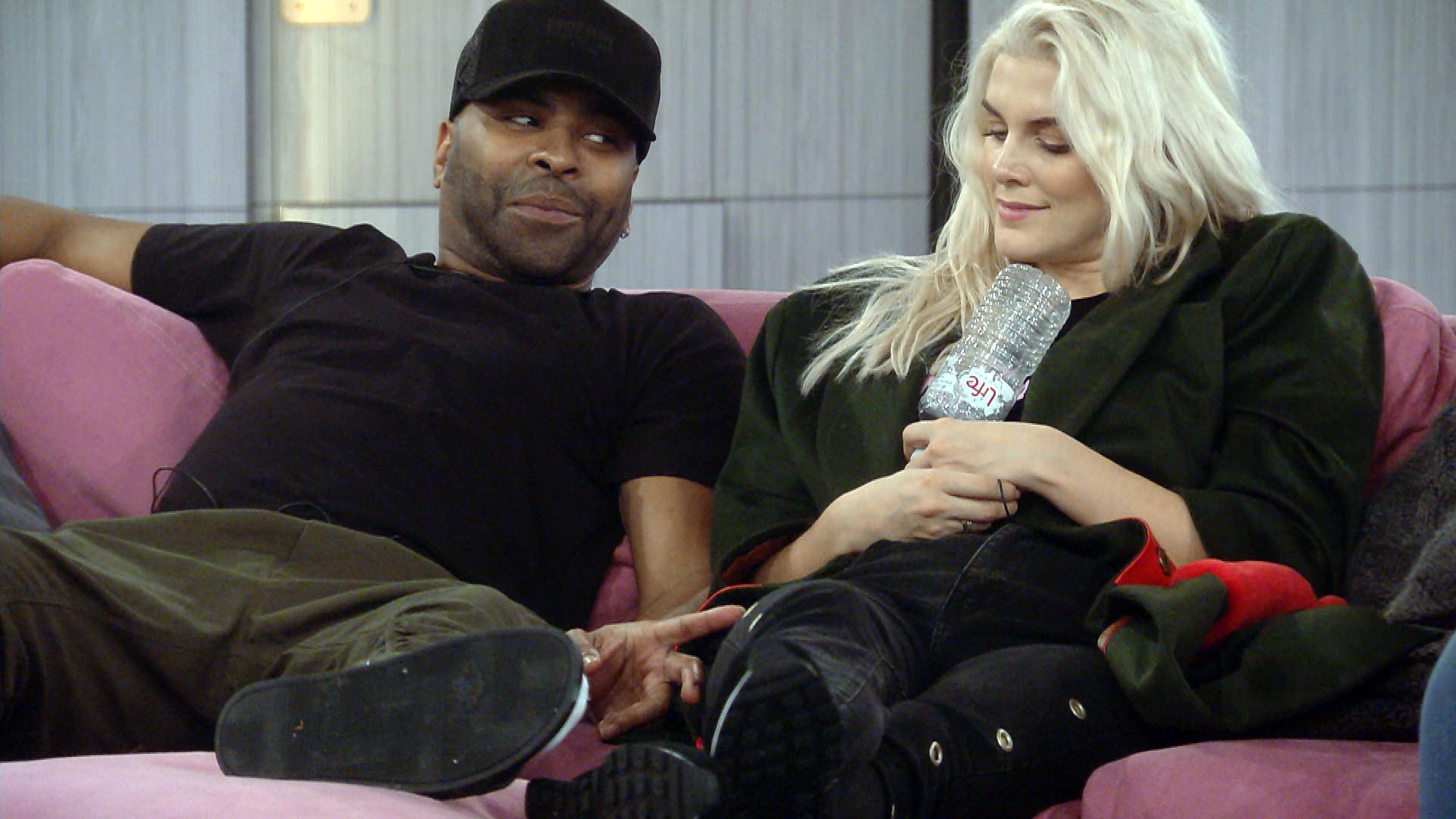 Ginuwine Refuses to Kiss Transwoman and The Internet Goes Bonkers