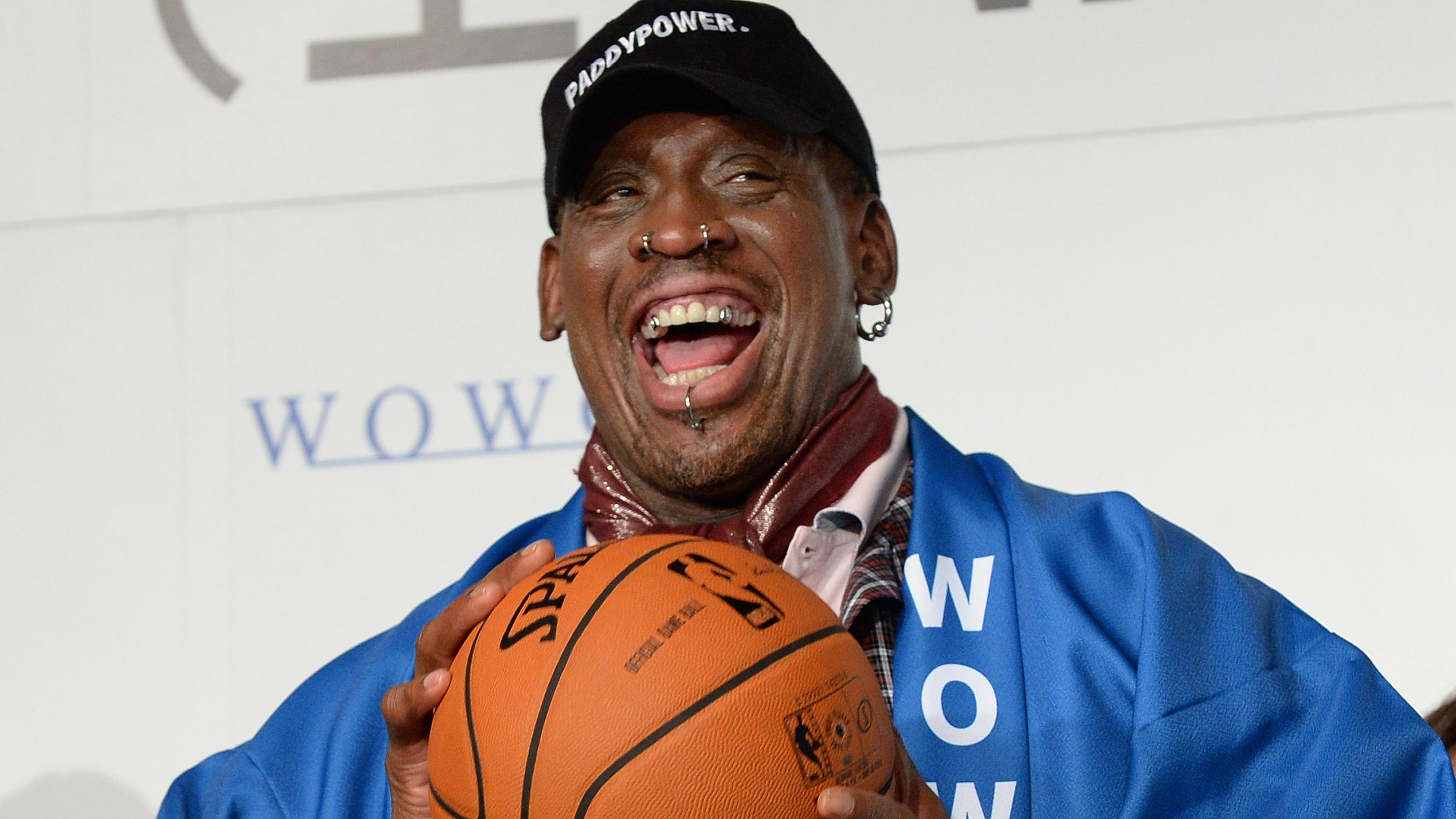Dennis Rodman Net Worth, Wedding Dress, Stats, Height, Wife, Gay or ... Dennis Rodman Wedding Dress