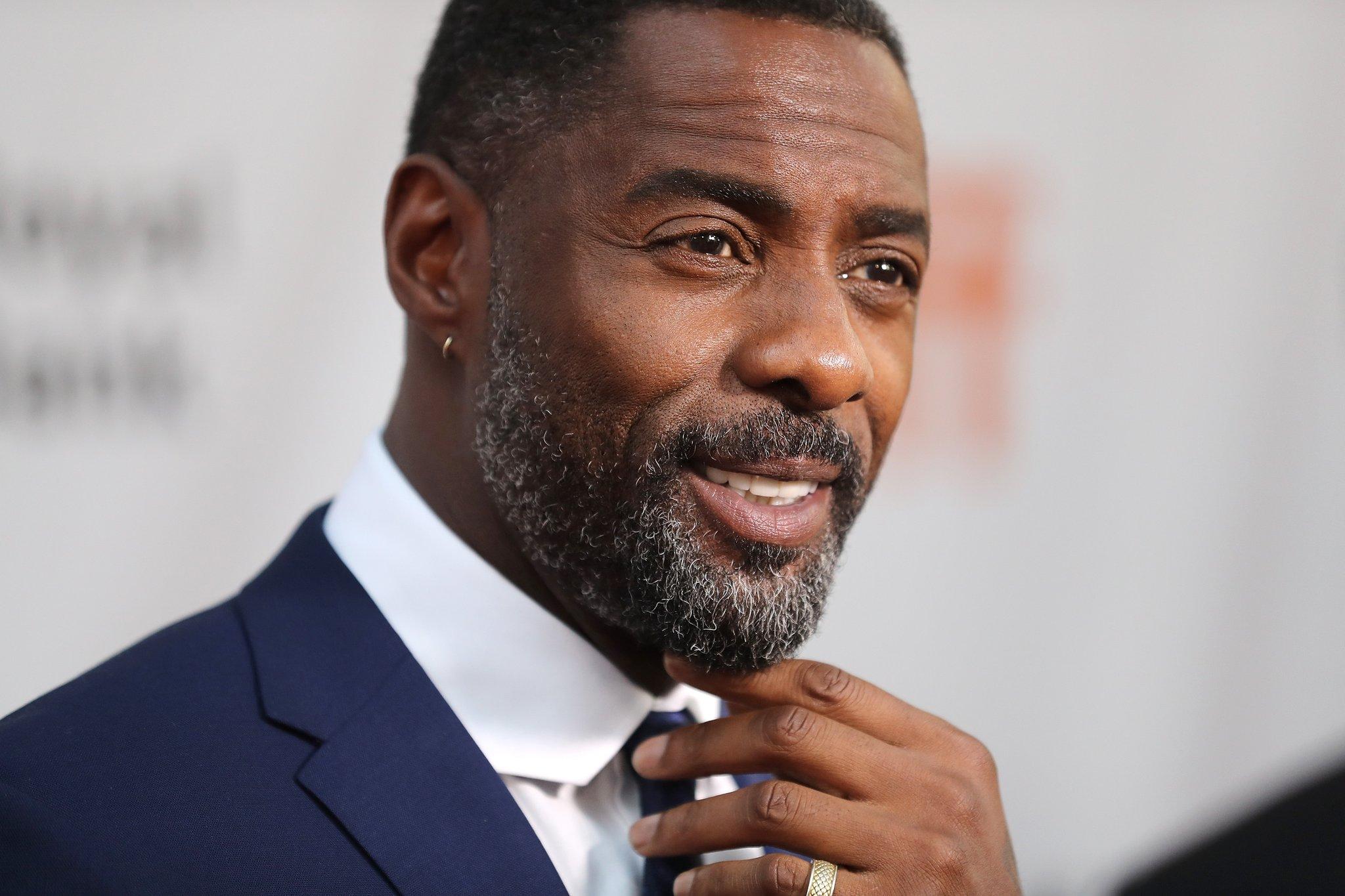 Idris Elba Wants to See a Female James Bond
