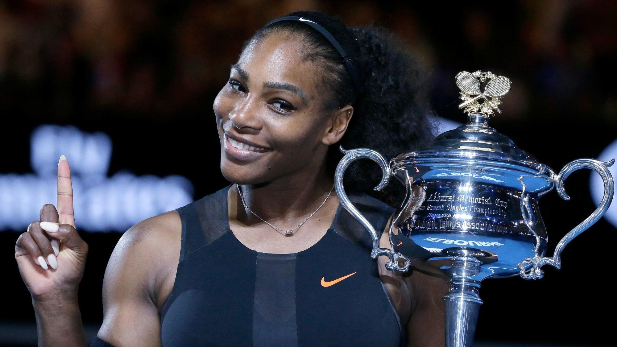 Serena Williams Drops out of Australian Open