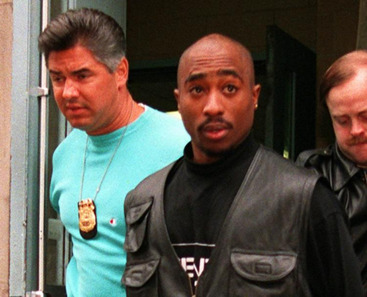 shakur arrested