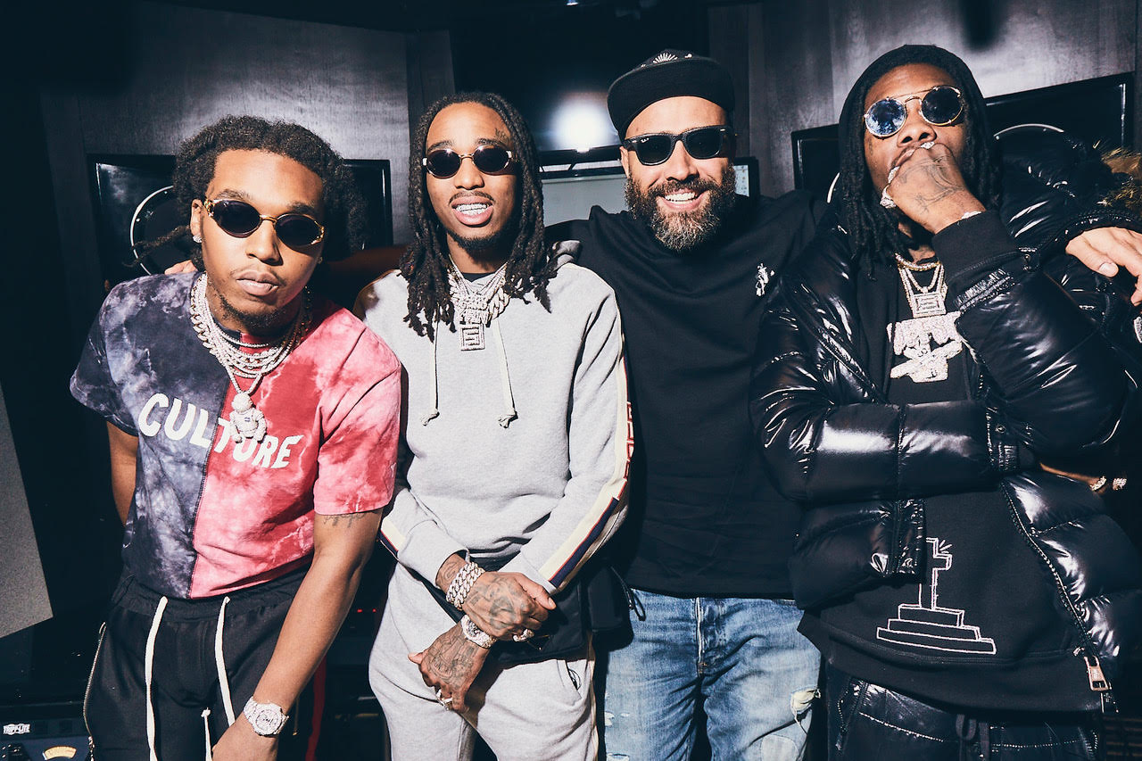 Migos and Ebro via Beats 1