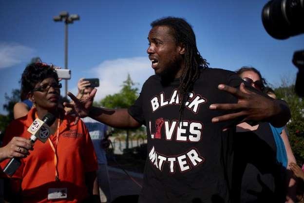 Vigil held in Lowcountry for Black Lives Matter activist shot, killed