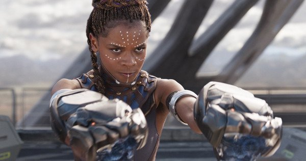 Shuri Black Panther via Marvel