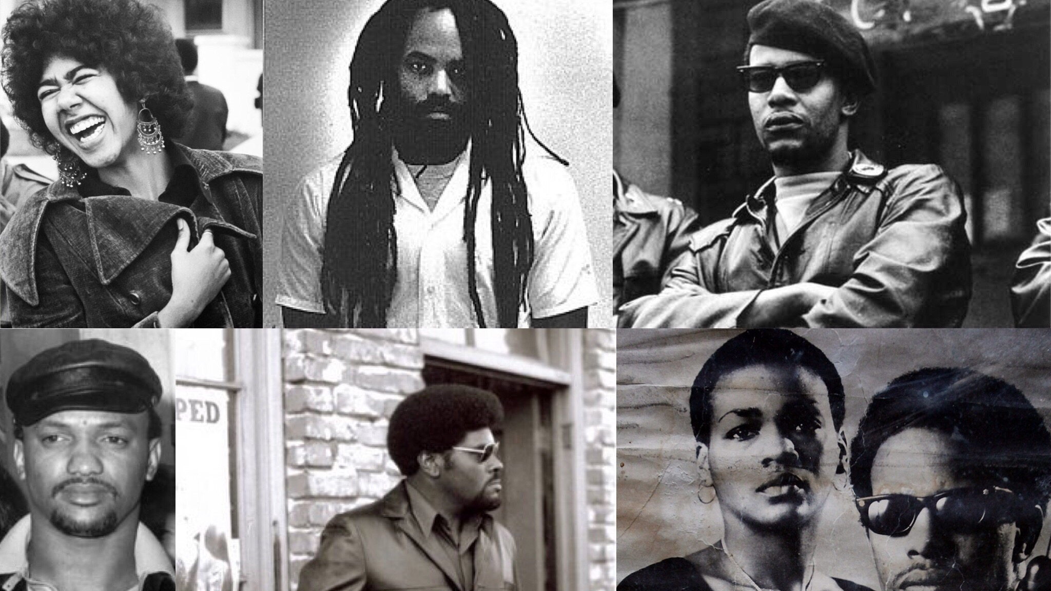Black Panther Party Members