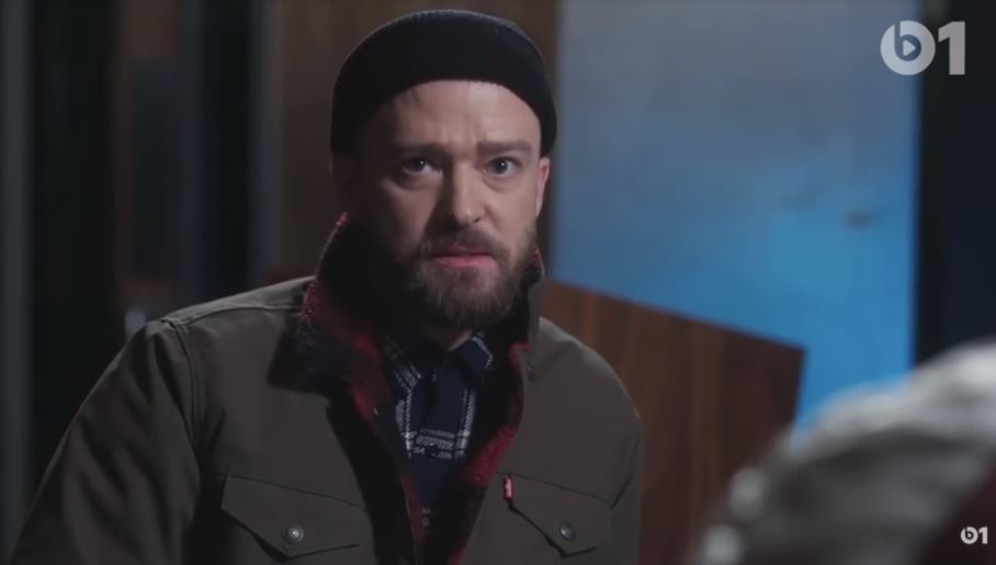Justin Timberlake via YouTube