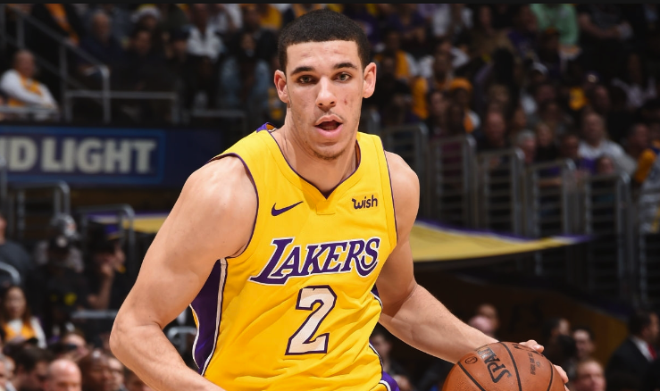 1c7cccfe08cd4 Lakers Lonzo Ball And Longtime Girlfriend Expecting Their First Child