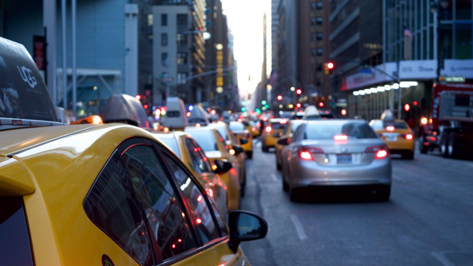 Uber Lyft Taxi