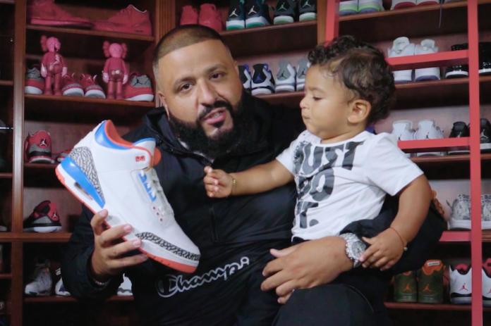 9a77887963e DJ Khaled's Next Album is Executive Produced by His Son Asahd