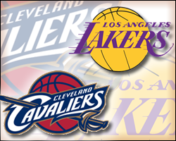 cavs lakers