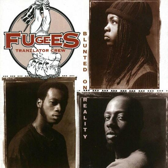 fugees blunted on reality  crop