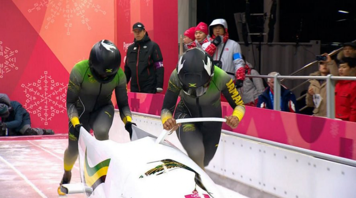 jamaica bobsled the source sports