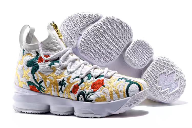 reputable site 016c8 f8a6e Long Live The King Kith Nike Lebron 15 Collab Available This ...