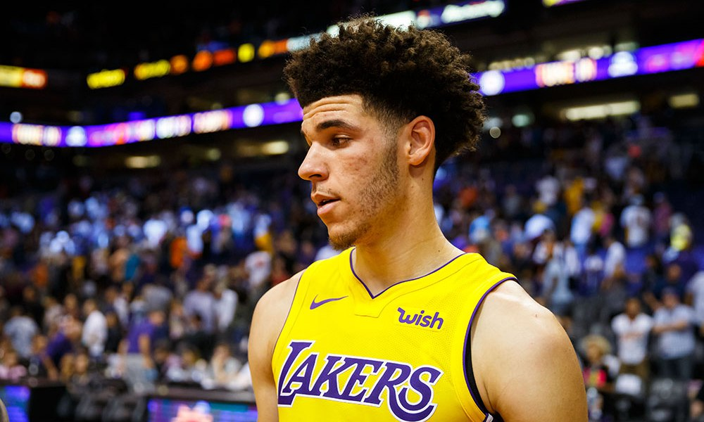 "Lonzo Ball Set to Release First Rap Album ""Born To Ball ..."