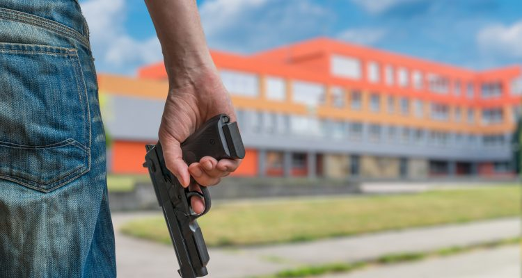 middle school shooting