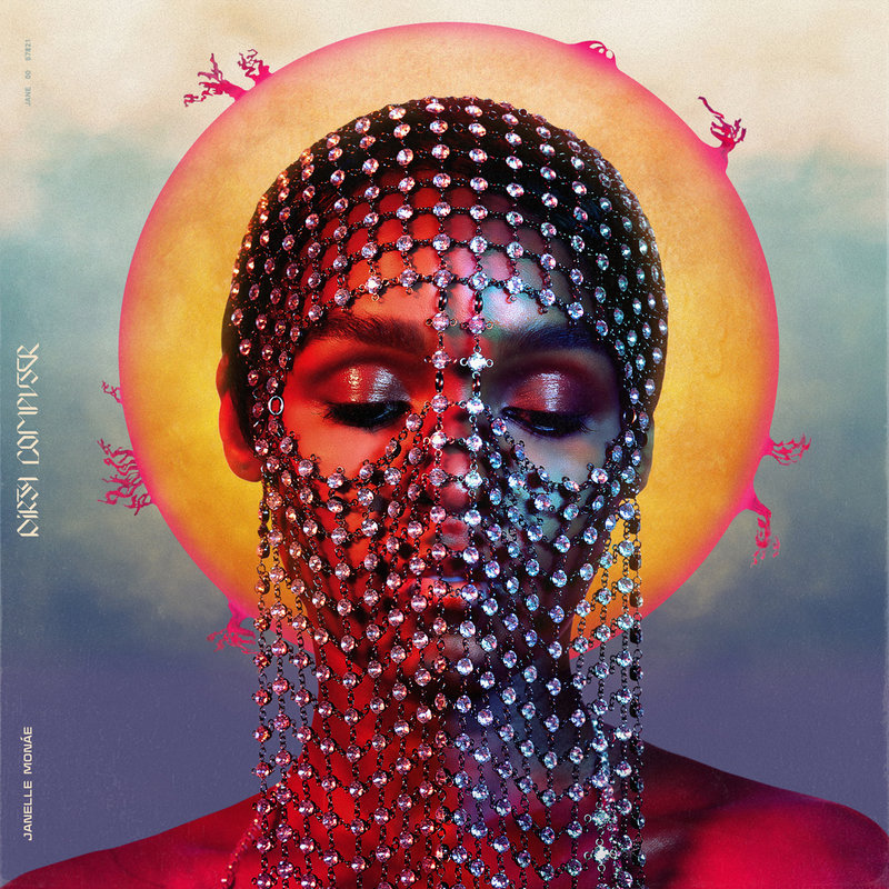 Janelle Monae album cover via Instagram